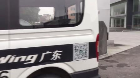 本田大排量摩托广东海南开心之旅首日骑行