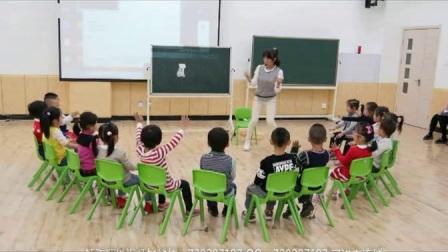 师讯网-幼儿教育研讨现场公开课展示中班《巴布工程师》