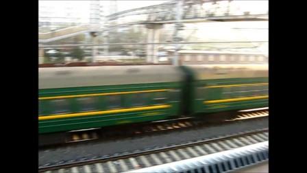 09年冬 客车4415次北京南——柳村区间