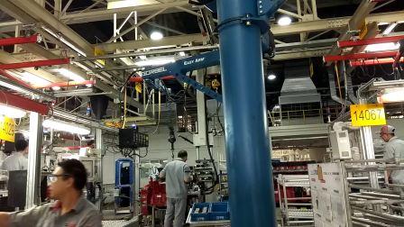 高博Easy Arm®智能型提升装置在柴油发动机制造中的应用
