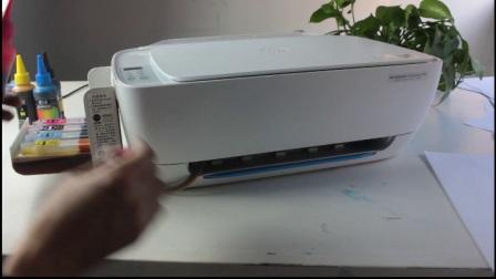 惠普3636连供视频