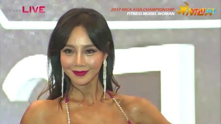 2017-健身模特 亚洲冠军_高清