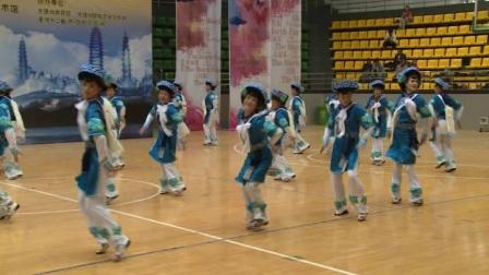大理白族自治州民族广场舞推广示范项目第二期 - 12白族舞蹈《白月亮 白姐姐》