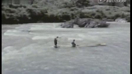 《小小竹排江中游》