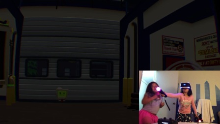 Unicorn Magic Glitter-Job Simulator VR Fixing Car