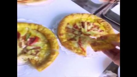 披萨小吃培训学校披萨制作视频