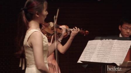 勃拉姆斯 降B大调第三弦乐四重奏 作品号67,第一乐章