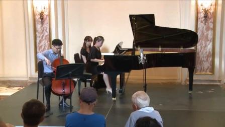 Encore- 勃拉姆斯D小调第三小提琴奏鸣曲,慢板乐章