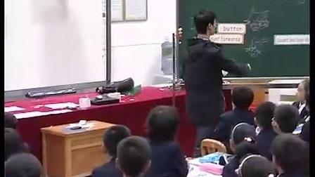All by myself六年蒋明浙江省小学英语优质课比赛一等奖视频