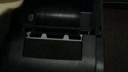 RP-76P色带架安装及装纸位置