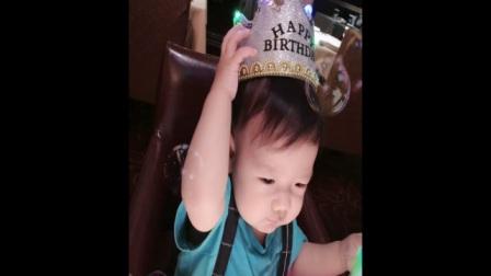王绎龙儿子小王子喃喃自语的娃娃声