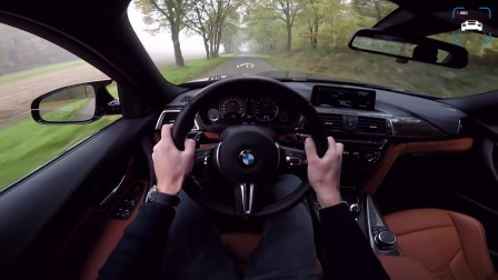 BMW M3 F80 Competition M PERFORMANCE