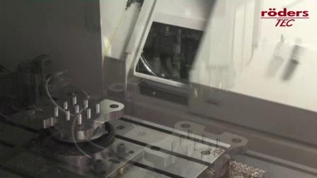 RXP801Z2双主轴机床加工