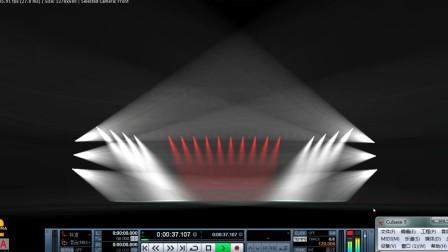 MA2模拟灯光