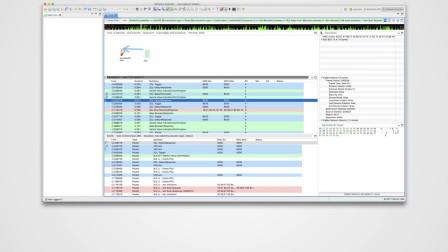 同时分析多协议(Network Analyzer Tool)