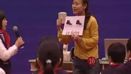 第4屆全國小學英語優質課大賽獲獎視頻-10.Seasons 四川-楊玲