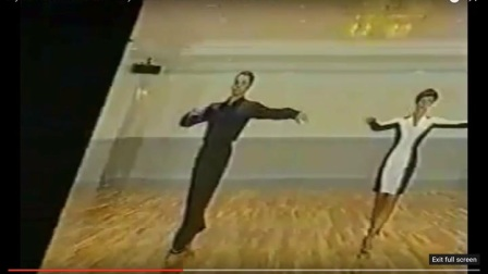 国标舞-拉丁舞恰恰舞教学(布莱恩&卡伦讲授-中文配音Reasonfinder)