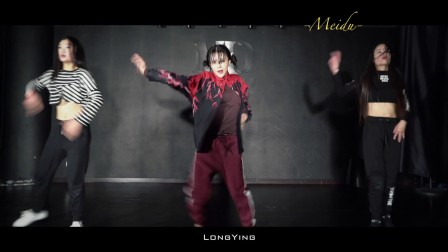 南京爵士舞培训 美度国际舞蹈 爵士舞 导师:龙樱