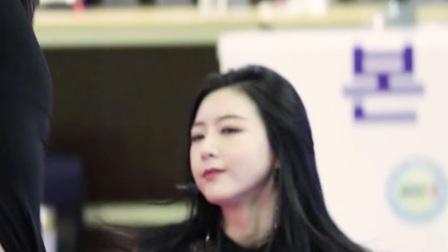 [饭拍] 171111 BP RANIA BP라니아 (BP RANIA) 지유 직캠 - Make Me Ah (청소년 호신무예대회) By 애니닷