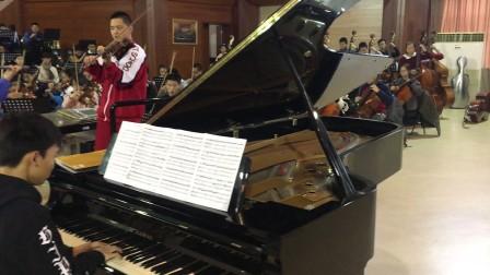 野蜂飞舞 排练(北京101中学金帆交响乐团)
