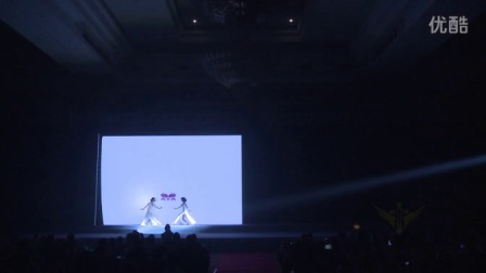 3D视频互动秀-鲜花畅想