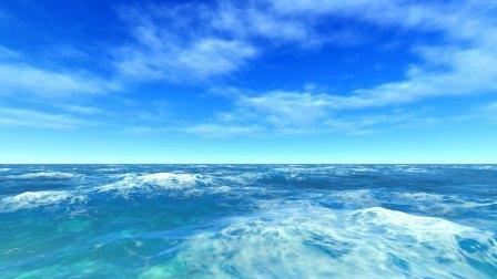 F1877蓝色大海