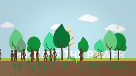 恢复已退化的土地惠及人与地球