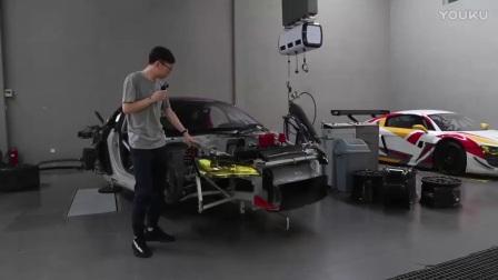 解析奥迪R8 LMS版赛车tx62