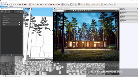 V-Ray for SketchUP 3.6 发布了!