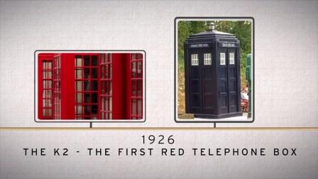 【GOING】冰箱贴看大千世界: 腐国人民的红色电话亭