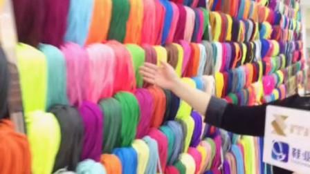 #晋江国际鞋纺城 · 第一届晋江国际鞋材采购节#晋江荣鑫鞋材有限公司