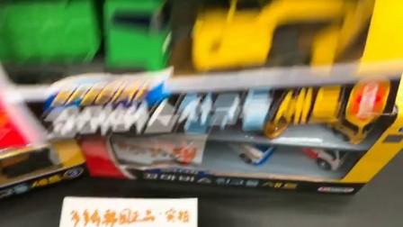 韩国小巴士tayo  太友公交车 小巴士朋友们 汽车模型