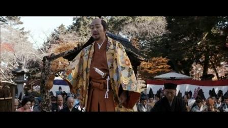 2013日本历史电影《寻访千利休》预告片