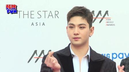 男神齐聚AAA颁奖典礼 EXO SJ登场引暴动 171115