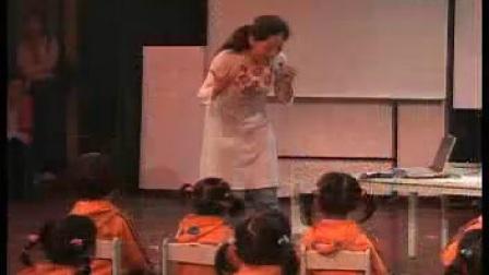 幼儿园主题教学优质课视频展示中班《小老鼠上灯台》吴老师评比一等奖