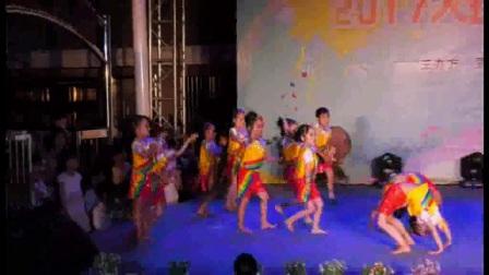 儿童舞蹈视频之《红灯停绿灯行》 亲子舞蹈视频