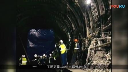 """世界最难隧道来自中国哪里? 156米挖2年, 欧美称""""逆天工程"""""""