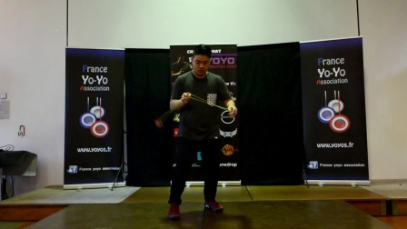 1A 1st Williams Thamrong French Yoyo Nationals 2017