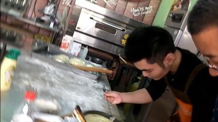 披萨的做法制作视频,披萨培训视频