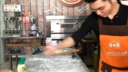 广州披萨加盟培训,披萨制作技术