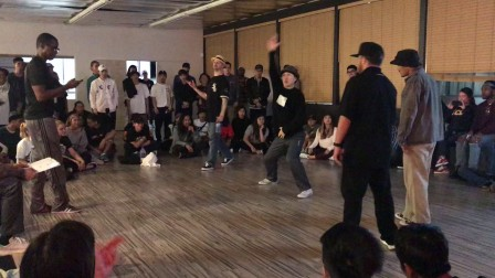 terryboogie vs  breeze lee 2 on 2 半决赛 EB camp & IFS 2017