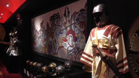 意大利罗马 – 角斗士博物馆