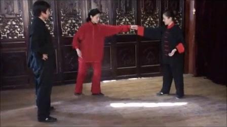 张光萍八卦掌教学视频:重点提示与主要.基本功练习_标清