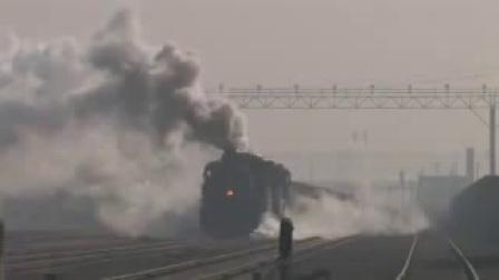 跃进型蒸汽机车