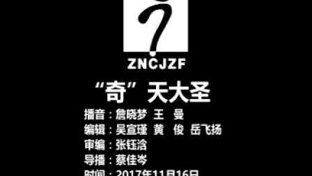 "2017.11.16noon""奇""天大圣"