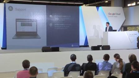 Google Cloud Paris - Des solutions mobiles simples, flexibles, sécurisées et con