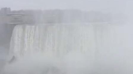 美国尼加拉瓜大瀑布