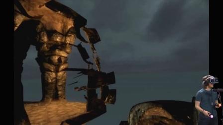 玩VR版《上古卷轴5》不可不知的技巧