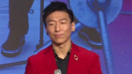 现场:陈羽凡重返娱乐圈:为了爱我的人