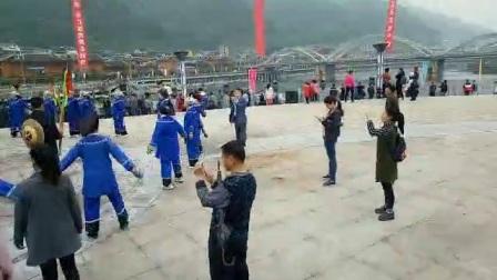黔东南剑河县新民新合芦笙舞